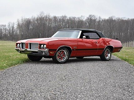 1972 Oldsmobile Cutlass for sale 100985682