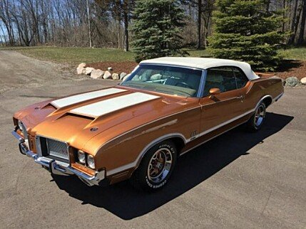 1972 Oldsmobile Cutlass for sale 100985683
