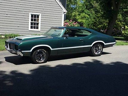 1972 Oldsmobile Cutlass for sale 100988385