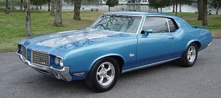 1972 Oldsmobile Cutlass for sale 100991748