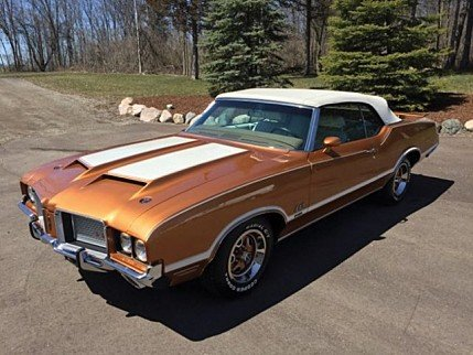 1972 Oldsmobile Cutlass for sale 100995302