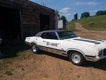 1972 Oldsmobile Cutlass for sale 100997673