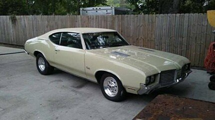 1972 Oldsmobile Cutlass for sale 101004484
