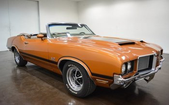 1972 Oldsmobile Cutlass for sale 101012078