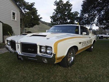 1972 Oldsmobile Other Oldsmobile Models for sale 100883627