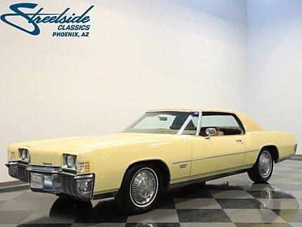 1972 Oldsmobile Toronado for sale 100911989