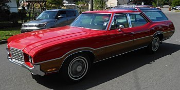 1972 Oldsmobile Vista Cruiser for sale 100758936
