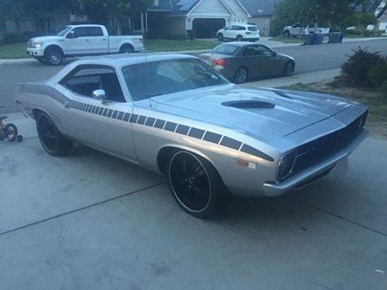 1972 Plymouth Barracuda for sale 100885559