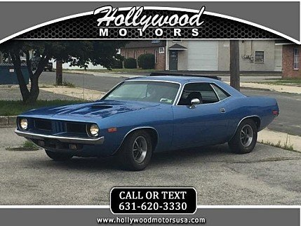 1972 Plymouth CUDA for sale 100780612