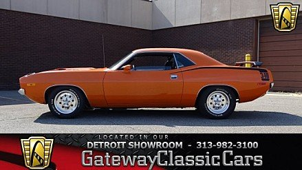 1972 Plymouth CUDA for sale 100863076