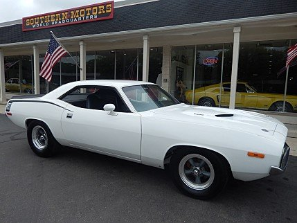 1972 Plymouth CUDA for sale 100874793