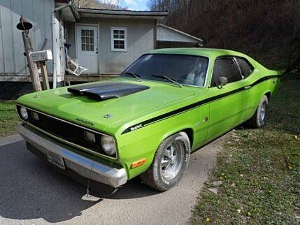 1972 Plymouth Duster for sale 100806223