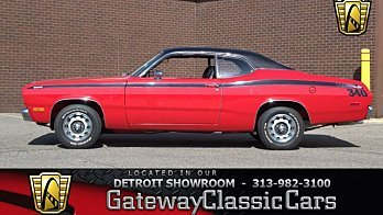 1972 Plymouth Duster for sale 100986417