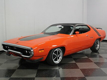 1972 Plymouth Satellite for sale 100753758