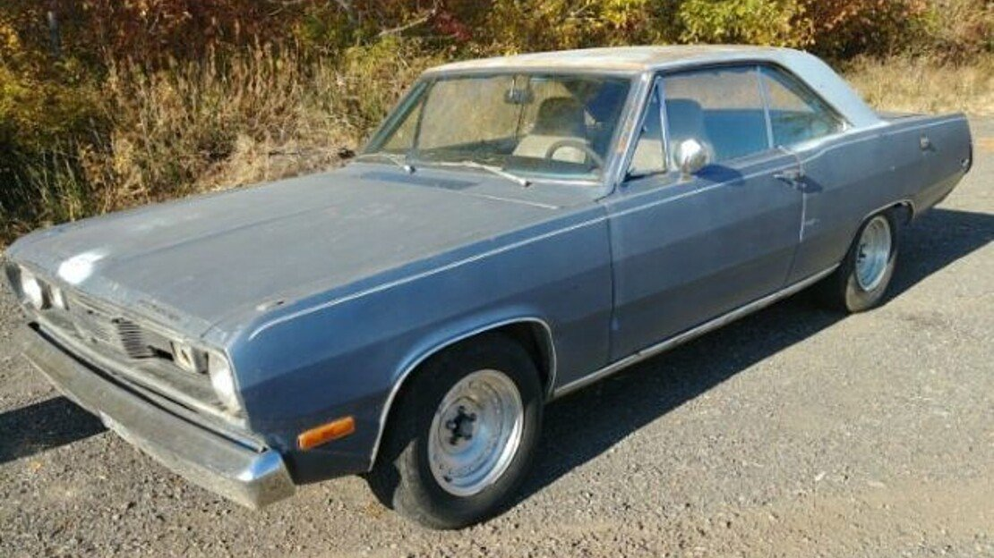 1972 Plymouth Valiant for sale 101047900