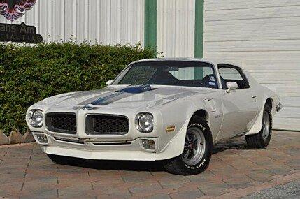 1972 Pontiac Firebird for sale 100841006