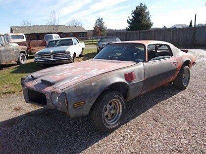 1972 Pontiac Firebird for sale 100926602