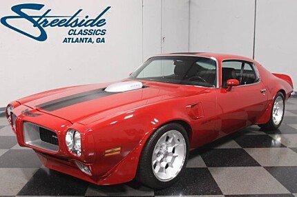1972 Pontiac Firebird for sale 100957221