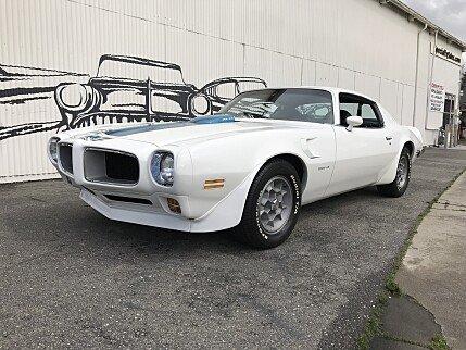 1972 Pontiac Firebird for sale 100970042
