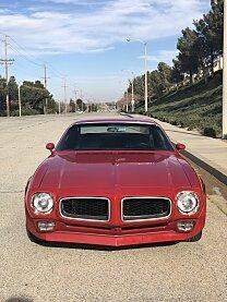 1972 Pontiac Firebird Coupe for sale 100973963