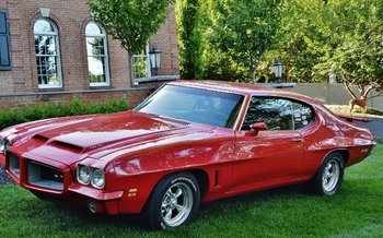 1972 Pontiac GTO for sale 100774919