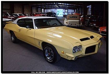 1972 Pontiac GTO for sale 100885205