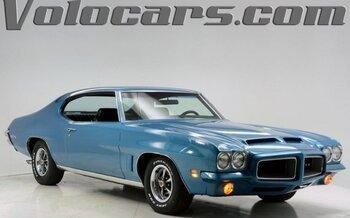1972 Pontiac GTO for sale 100854797