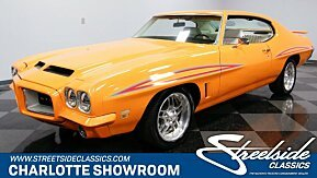 1972 Pontiac GTO for sale 100978091