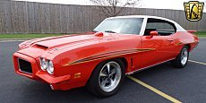 1972 Pontiac GTO for sale 100986093