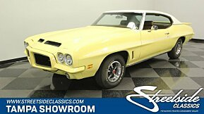1972 Pontiac GTO for sale 101029043