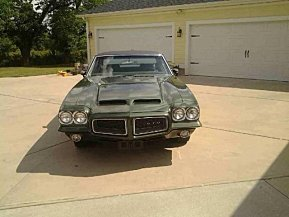 1972 Pontiac GTO for sale 101061864