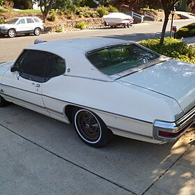 1972 Pontiac Le Mans for sale 100790137