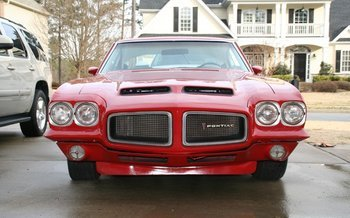 1972 Pontiac Le Mans for sale 100850458