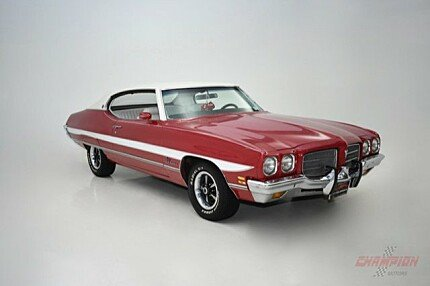 1972 Pontiac Le Mans for sale 100907176