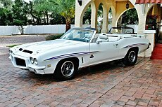 1972 Pontiac Le Mans for sale 100957064