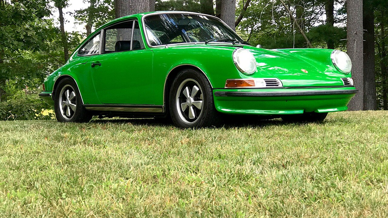 1972 Porsche 911 Carrera S for sale 100908453