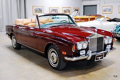 1972 Rolls-Royce Corniche for sale 100862088