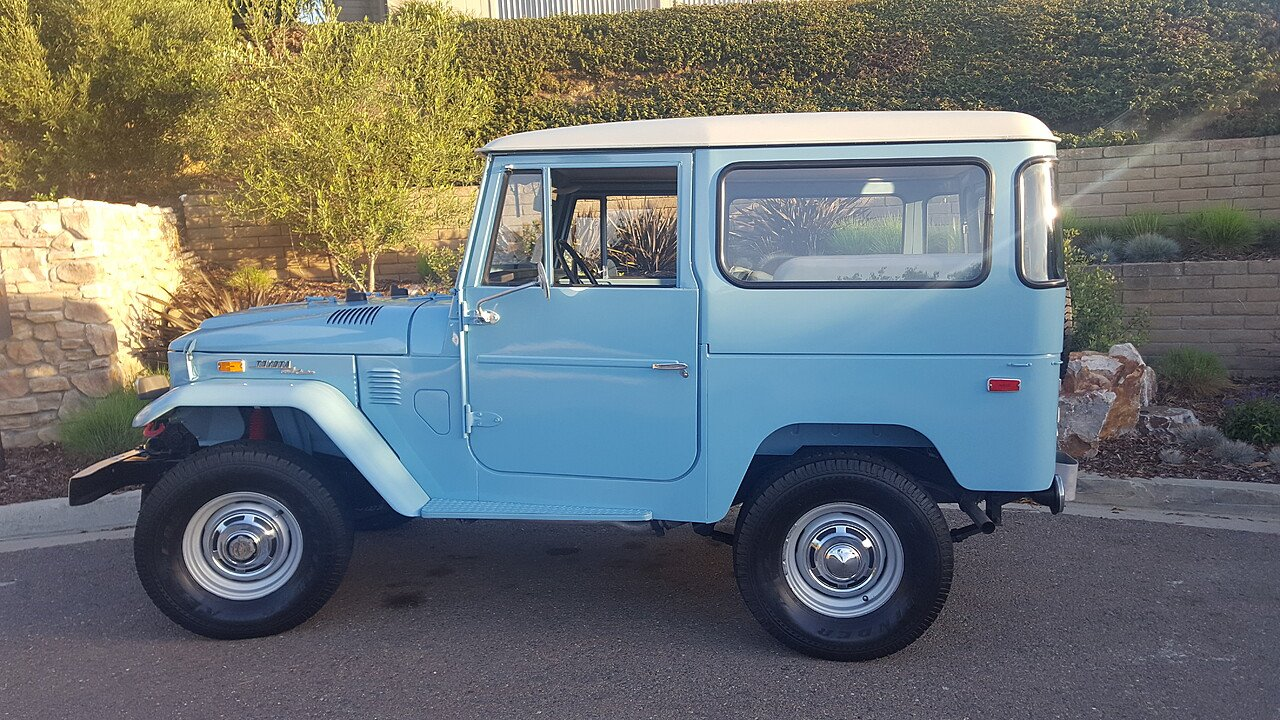 1972 Toyota Land Cruiser for sale 101028230