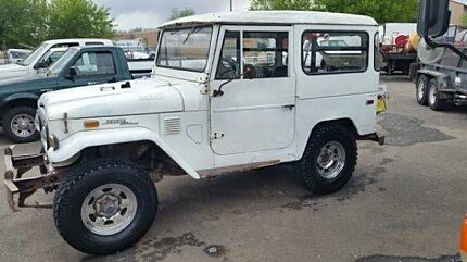 1972 Toyota Land Cruiser for sale 100826264