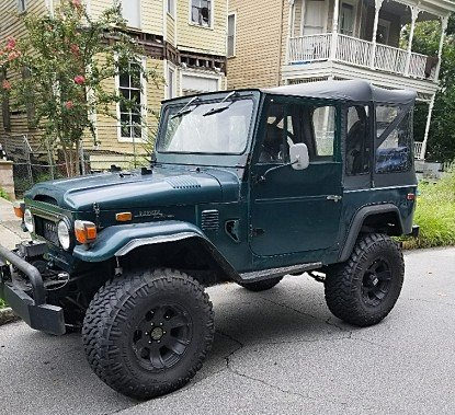 1972 Toyota Land Cruiser for sale 100901152