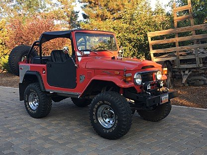 1972 Toyota Land Cruiser for sale 100957963