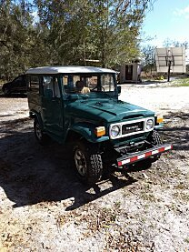 1972 Toyota Land Cruiser for sale 100960464