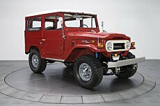 1972 Toyota Land Cruiser for sale 100976483