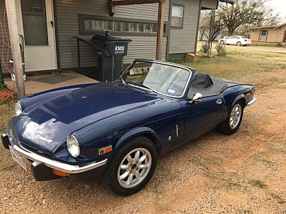 1972 Triumph Spitfire for sale 100934983