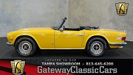 1972 Triumph TR6 for sale 100782630