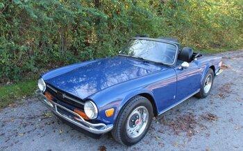 1972 Triumph TR6 for sale 100917333