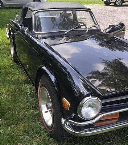 1972 Triumph TR6 for sale 100821750