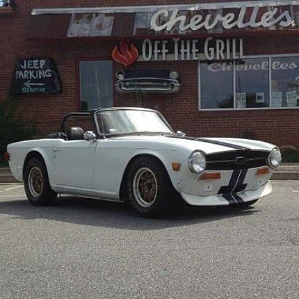 1972 Triumph TR6 for sale 100826650
