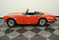 1972 Triumph TR6 for sale 100864516