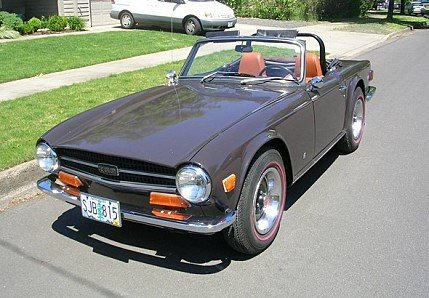 1972 Triumph TR6 for sale 100876291